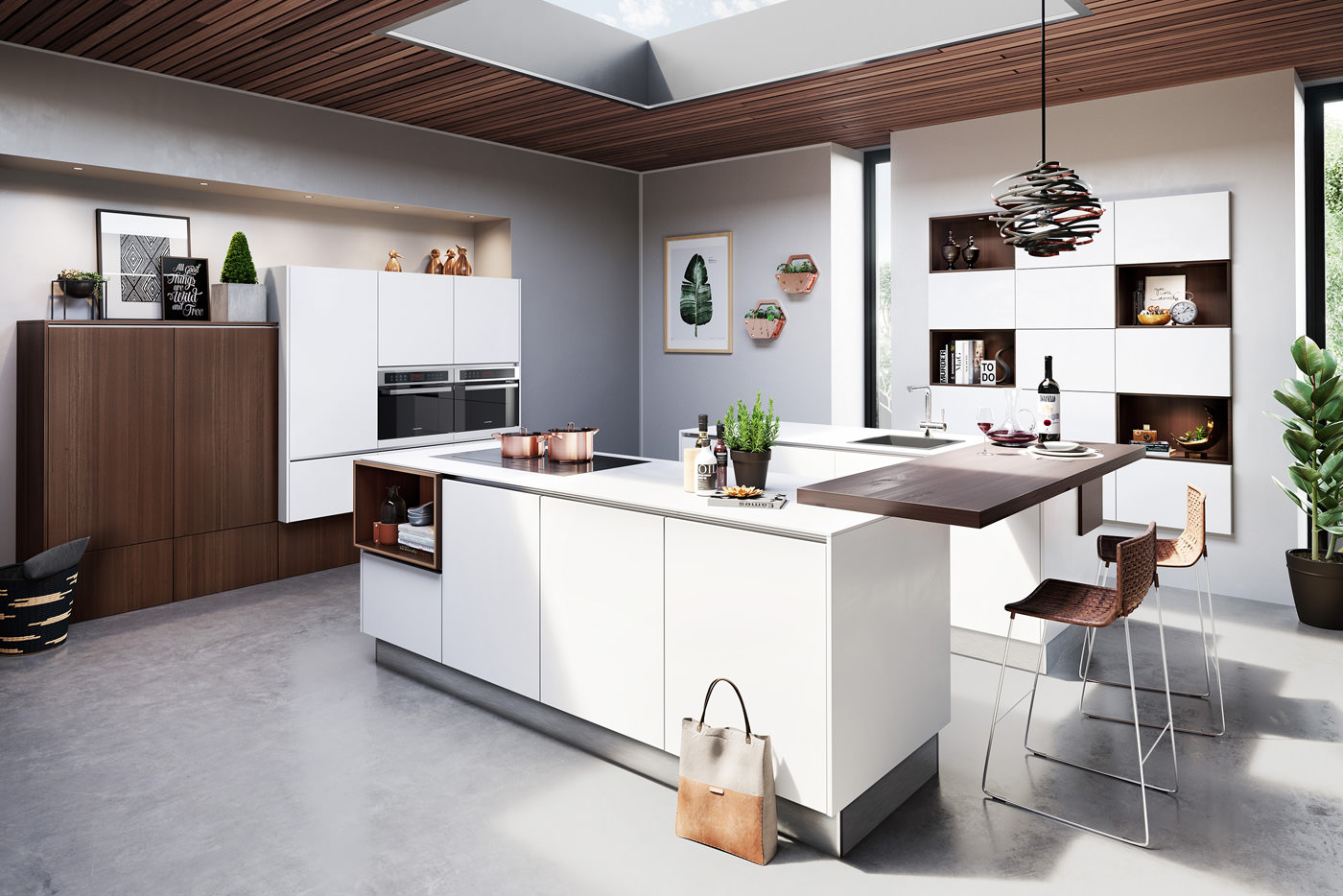 Küchenstudio Pflumm - Küchenausstellung